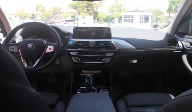 Tamamen Elektrikli Yeni BMW iX3, Köprülü  Oto Showroomunda Yerini Aldı