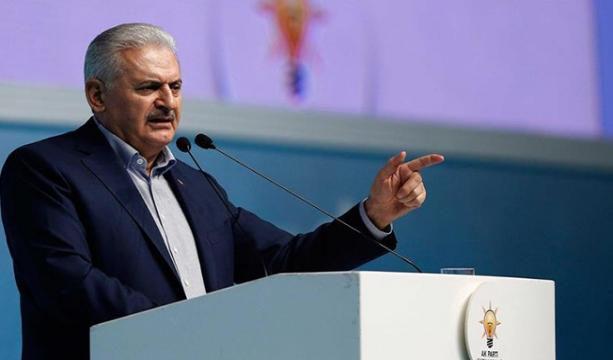 Başbakan Yıldırım, 3. Anadolu Medya Ödülleri Töreni'nin ardından gazetecilerin sorularını cevapladı