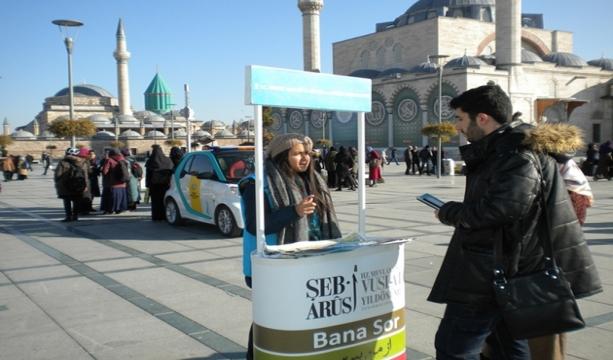 Mobil Turizm Danışma Birimi 'BANA SOR'  20 Merkezde Hizmet Verecek