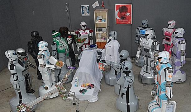 Robot Mini Ada Daha da Güçleniyor