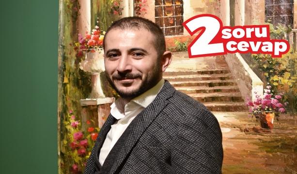 Özel ciğerci kurucu sahibi Mehmet EŞMEKAYA'dan 2 Soru'ya 2 Cevap