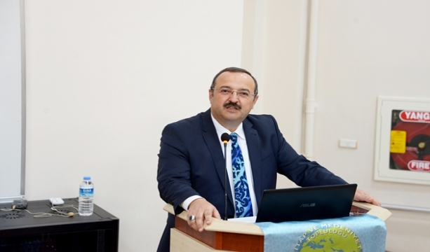 Selçuk'ta 'İnsan ve Medeniyet' Konferansı